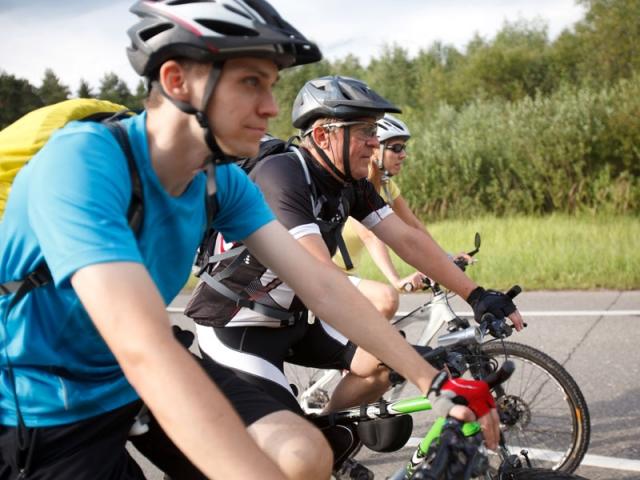 十大自行車經典路線